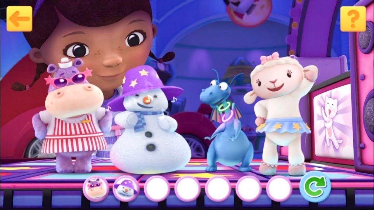 Disney Doc Mcstuffins Games By Disney Junior Fun Games For Kids Fun Games For Kids Games For Kids Disney Junior