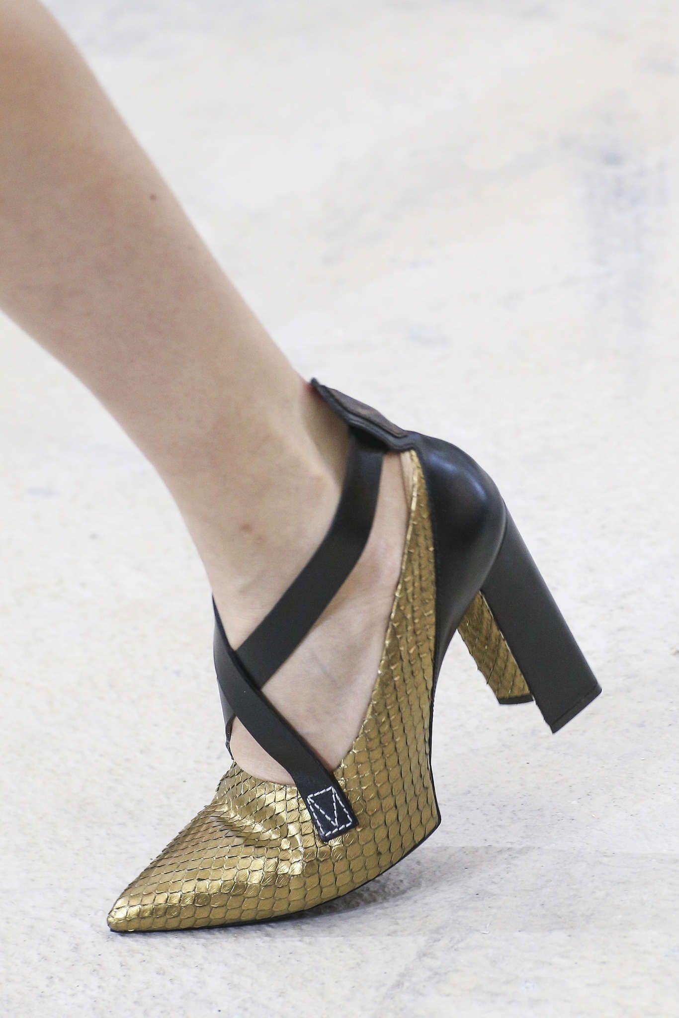 Shoe Louis Vuitton S-S 17
