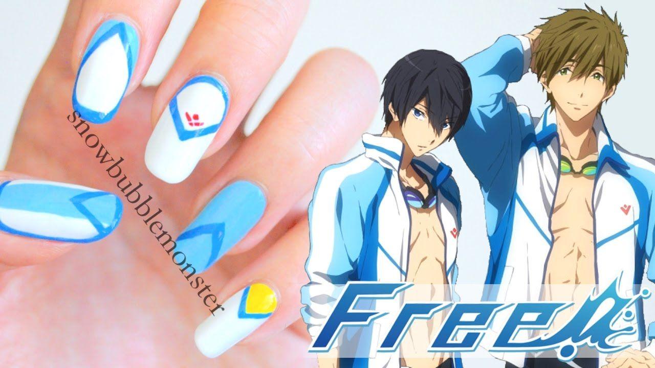 Haikyuu Anime Nails Fabulous Nails Nails
