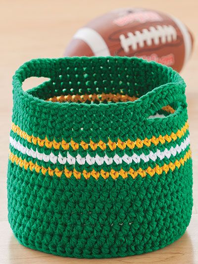 Read And Preview A Free Sample Of Crochet Baskets Patterns Best
