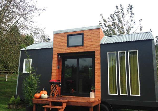 17 Best 1000 images about TINY HOUSE LOVES on Pinterest Tiny homes on