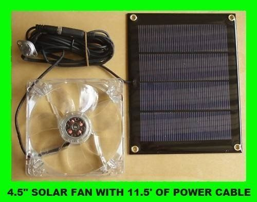 Pin By Kirk Robinson On Products I Love Solar Kit Solar Fan Solar Panel Kits