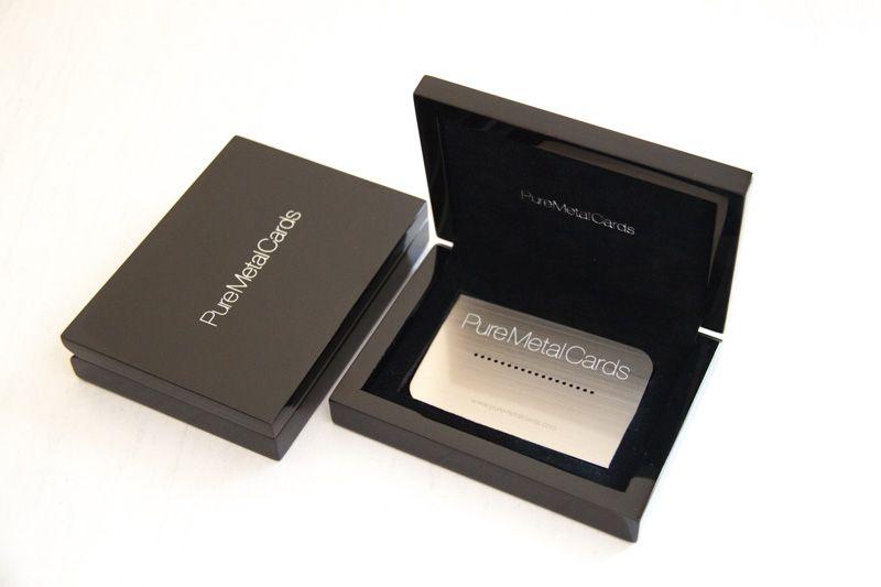 Packaging Design To Make An Impact Credit Card Design