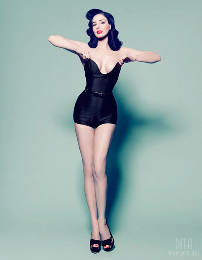 Georges Antoni Fashion Photography Dita Von Teese shared for the love of pin up by http://thepinuppodcast.com.