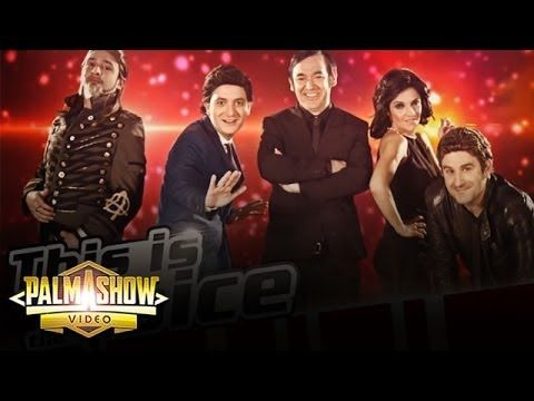 This is The Voice - Palmashow - http://www.entretemps.net/this-is-the-voice-palmashow/