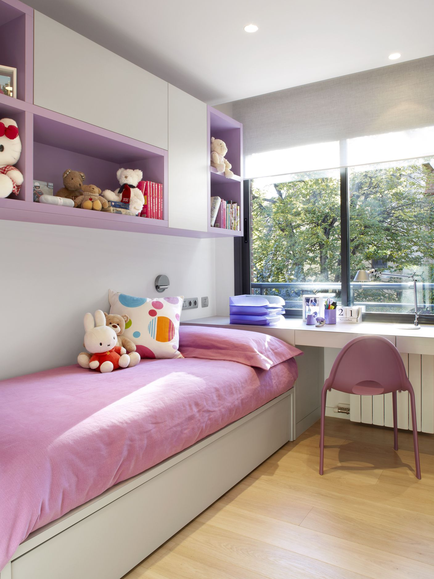 Molins Interiors Arquitectura Interior Interiorismo  ~ Decoracion Dormitorios Infantiles
