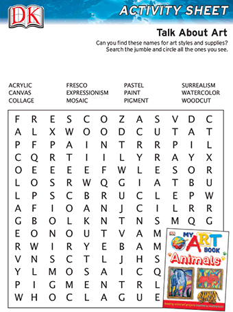 Education: Activities - DK Publishing...free printables for starter ...