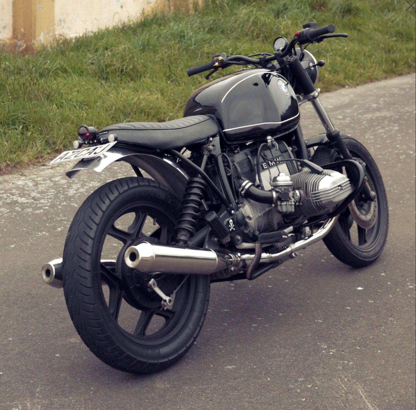 bmw r100r as quedar transformada moto bmw motorrad. Black Bedroom Furniture Sets. Home Design Ideas