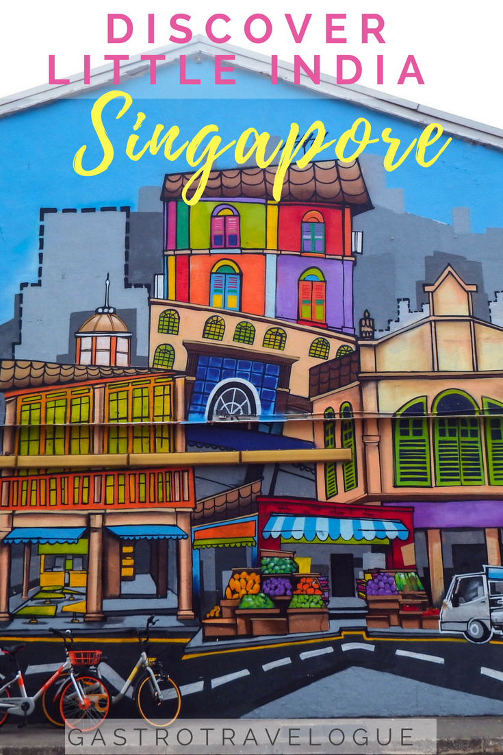 Discovering Little India In Singapore