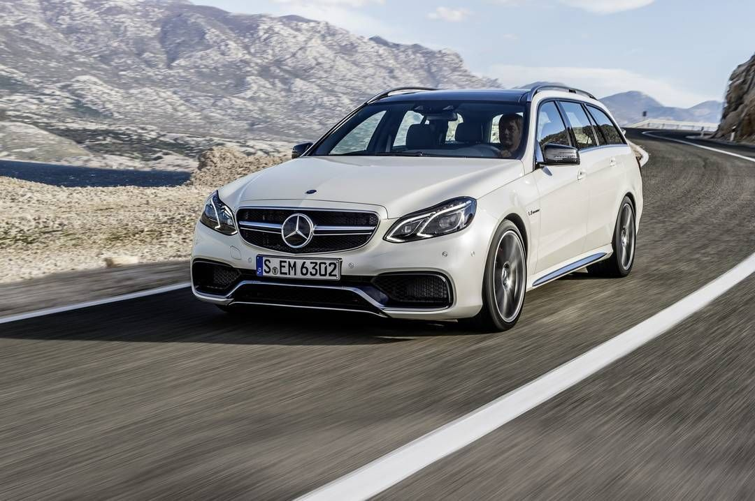 Are you ready for the next mission? Can you spot the Mercedes-AMG E 63 Estate? Be sure to post your images with the hashtag #AMGandME for a chance to be showcased on our page.  #MercedesAMG #Mercedes #AMG #E63Estate #E63 #Estate #White #Mountains #Road #Car #InstaCar #CarsofInstagram #Performance #passion #power #lifestyle #design [Fuel consumption combined: 10.6-10.4 l/100km | CO2 emission combined: 247-242 g/km] by mercedesamg