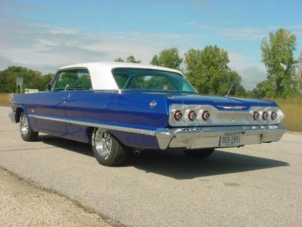 1963 Chevrolet Impala For Sale In Winona Mn All Collector Cars