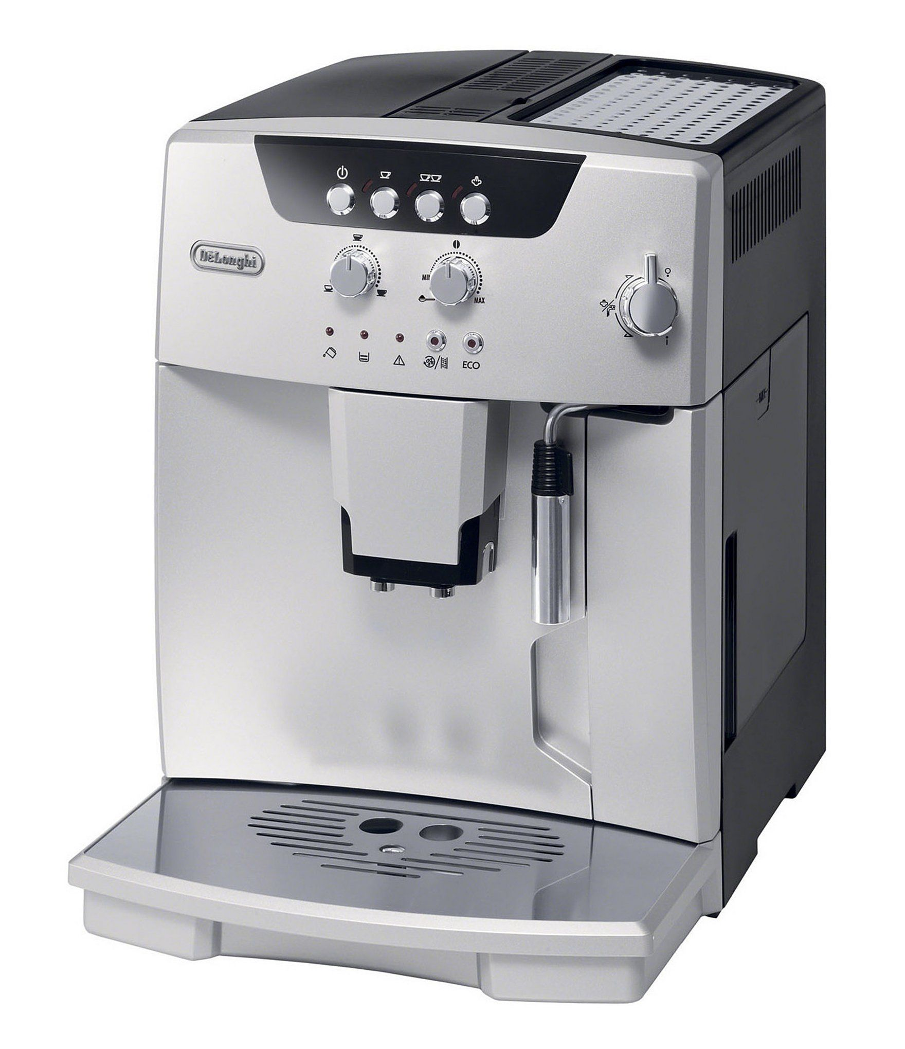DeLonghi Magnifica Alln1 Espresso and Cappuccino Machine