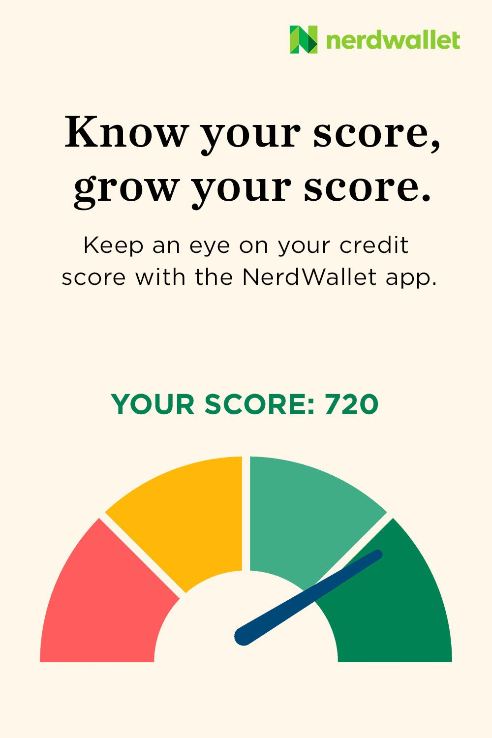Keep an eye on your credit score with the NerdWallet app.   Credit ...