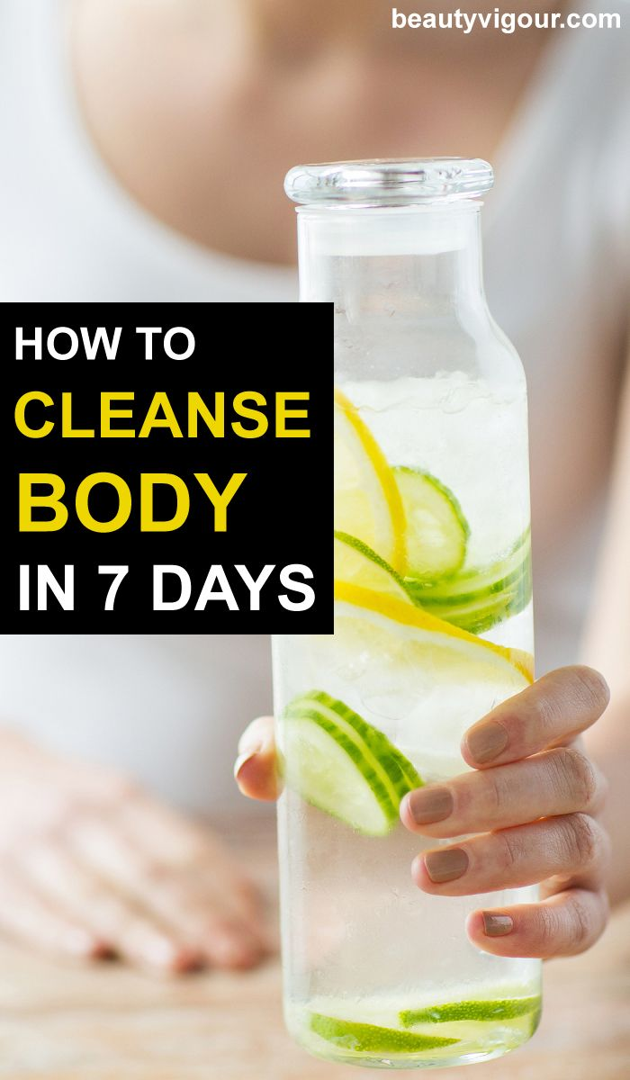 Best Total Body Cleanse For Weight Loss