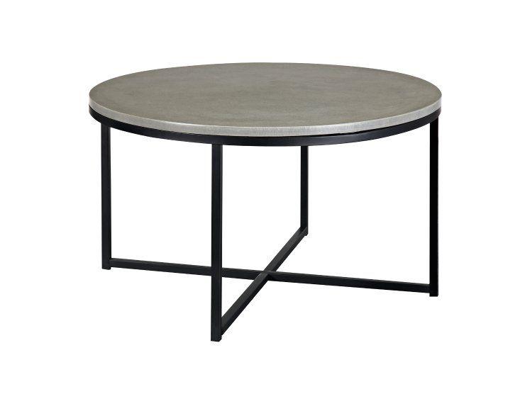 Carrie Soffbord 80 Marmor Runt Vit Vit Soffbord Kaffebord Tabeller Soffbord