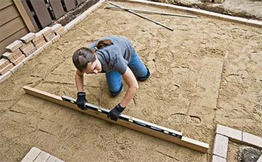 How To Install A Paver Patio   Handyman Club   Scout