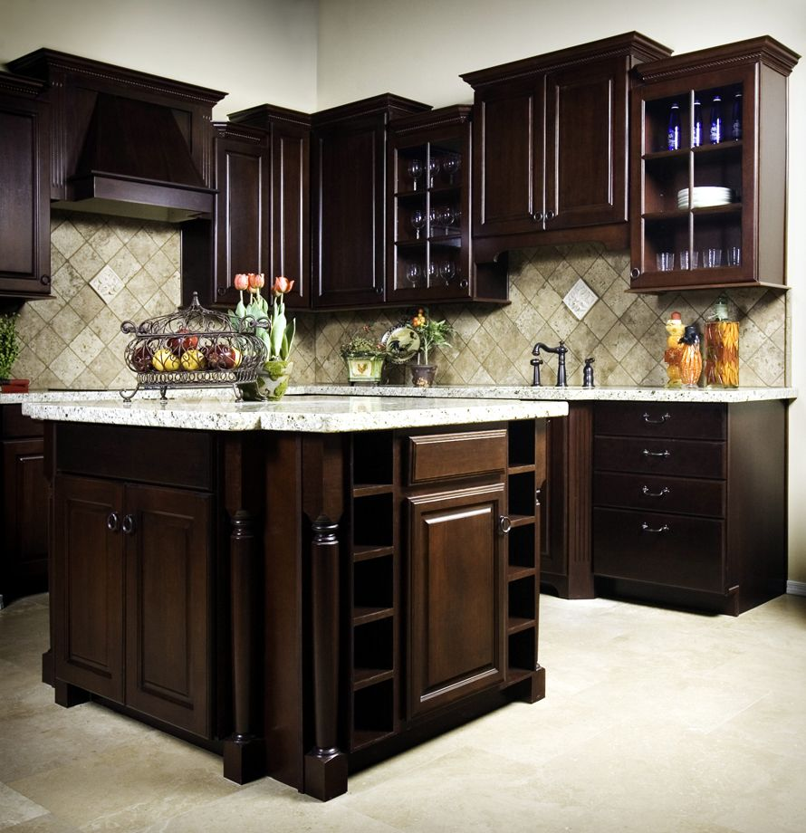 How Much For New Kitchen Cabinets: Much Better Countertop Than Solid Black Granite. It Would