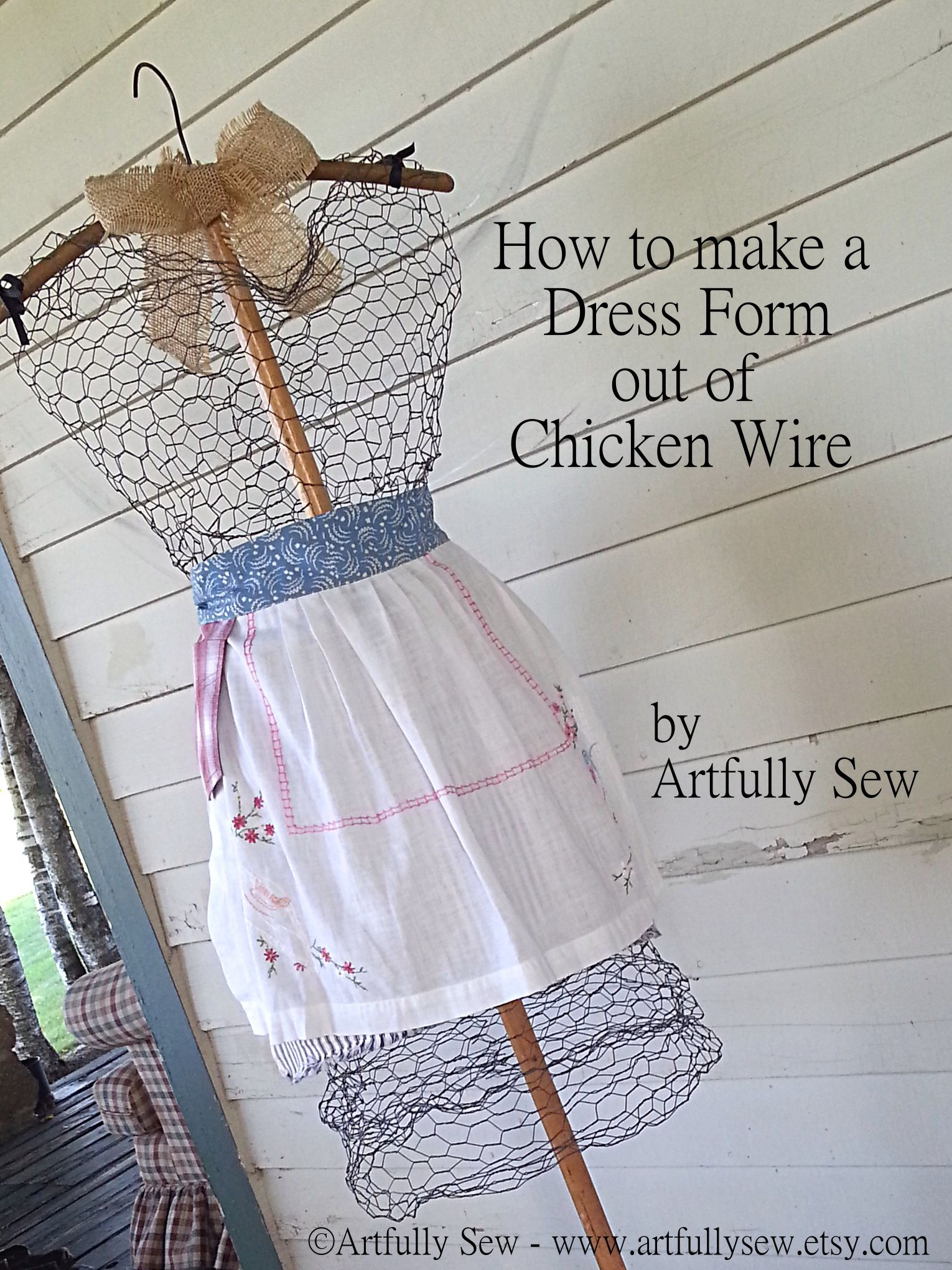 diy dress form from chicken wire diy dress dress form and chicken