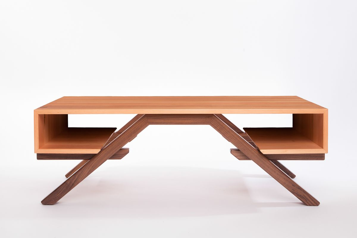 Fresh wooden furniture inspired by scotland summers for Design furniture replica ireland