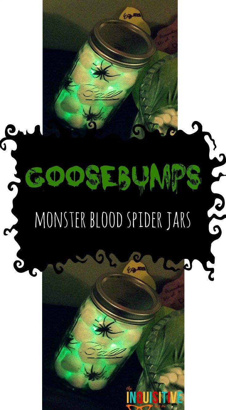 Goosebumps Birthday Party Ideas #50thbirthdaypartydecorations