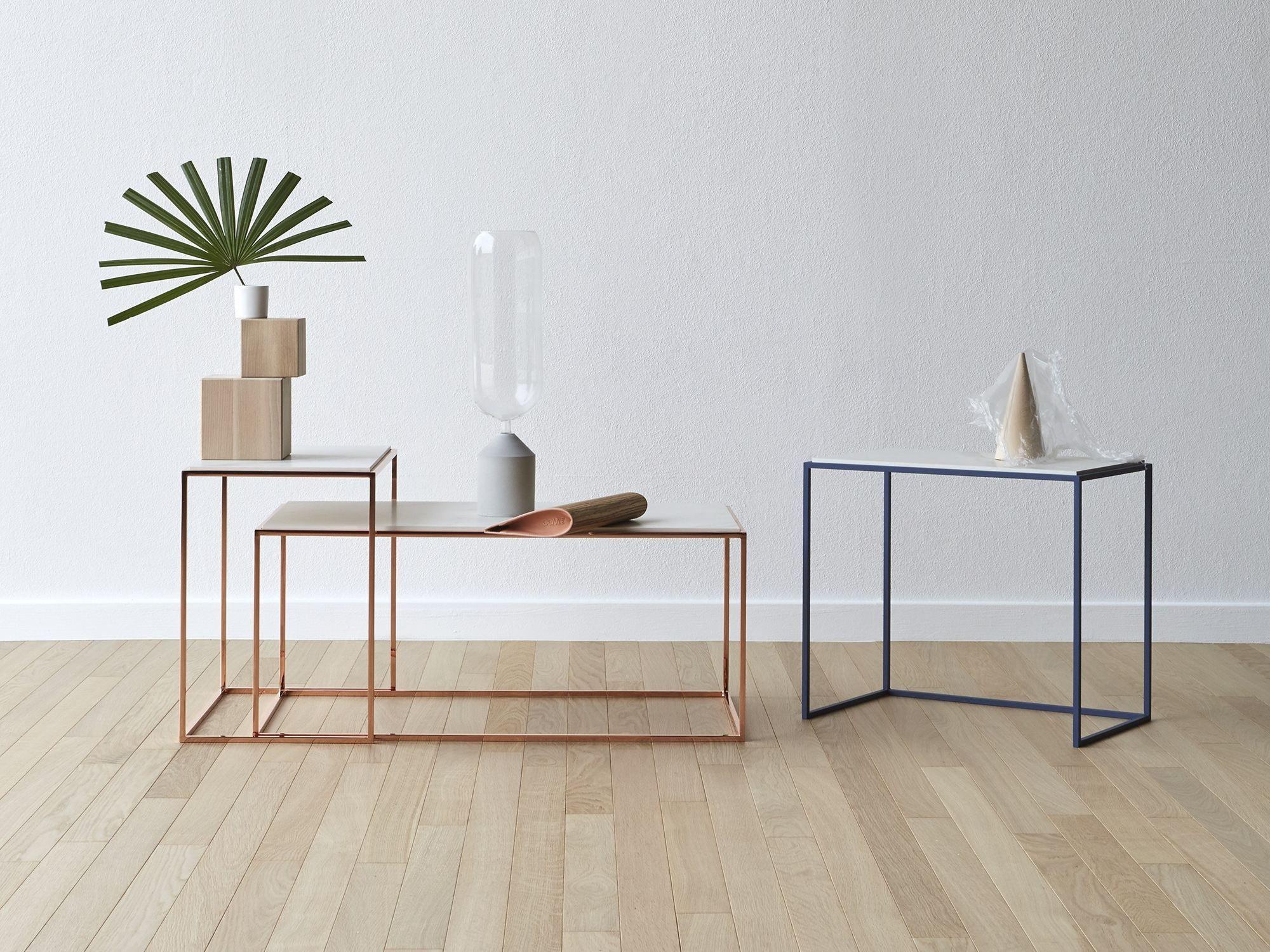Acquista On Line Cicca By Miniforms Tavolino In Metallo Con Piano  # Muebles De Zoita