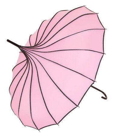 Another great find on #zulily! Pink Umbrella #zulilyfinds