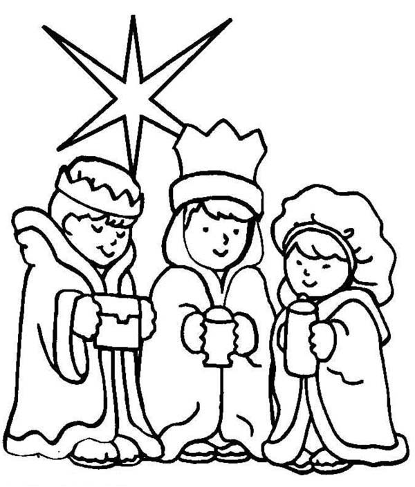Christmas Day Pictures To Color