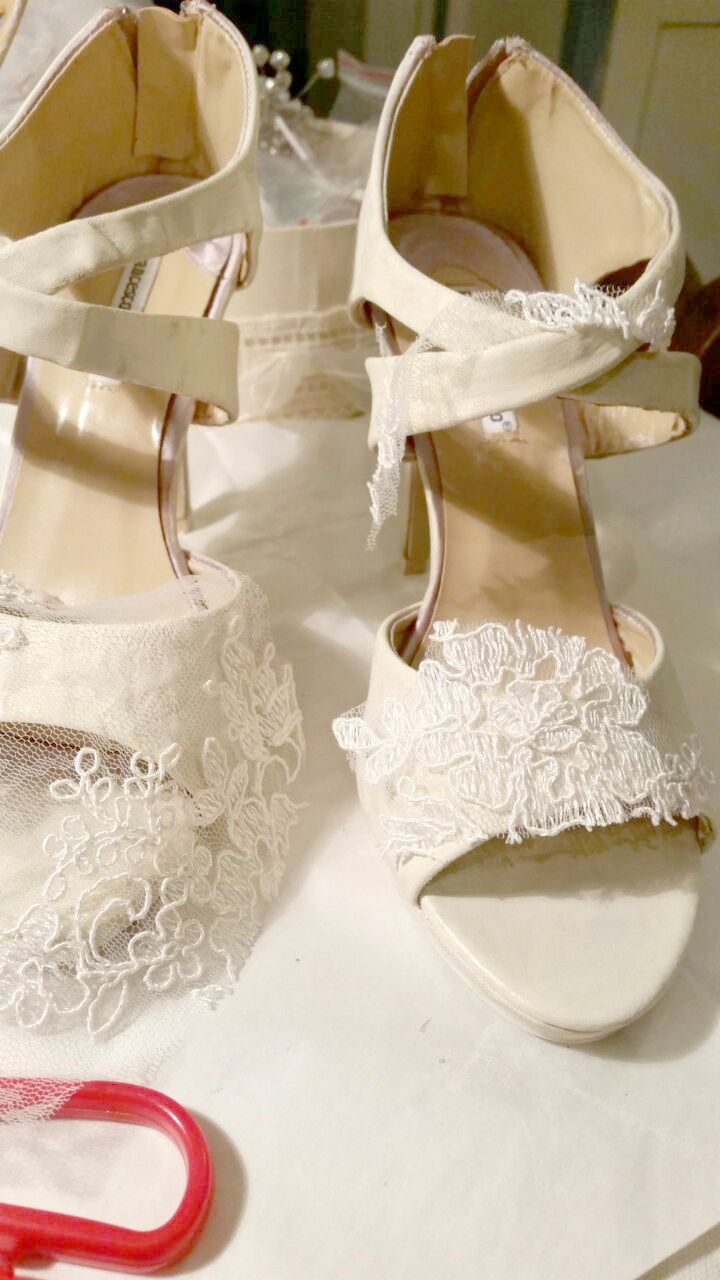 Scarpe Sposa Low Cost.Come Personalizzare Scarpe Da Sposa Economiche Scarpe Da Sposa