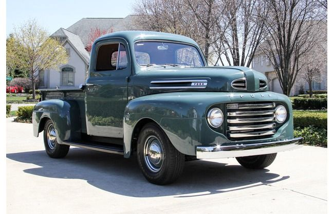 1948 Ford F 1 For Sale In Plymouth Mi 42 900 Pickup Trucks