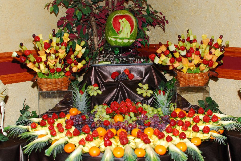 Designed Tables Pictures Fruit Displays Fruit Tables Fruit Design