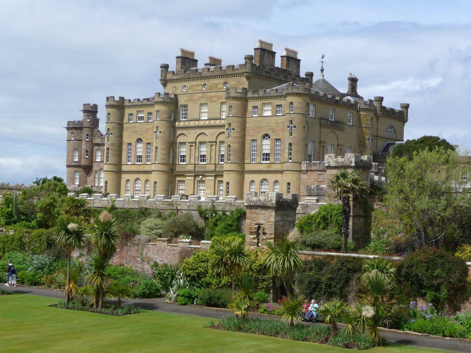 Culzean b Castle b Ayrshire b Scotland b
