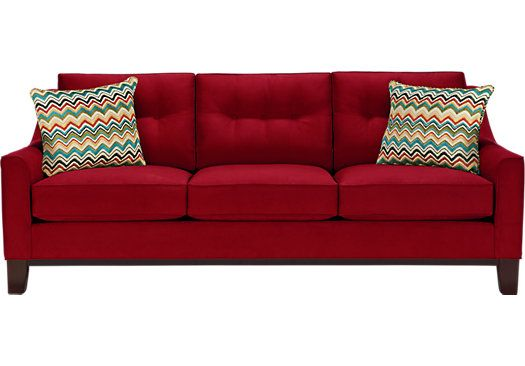 Superb Shop For A Cindy Crawford Home Montclair Cardinal Sofa At Rooms To Go. Find  Sofas That Will Look Great In Your Home And Complement The Rest Of Your ...