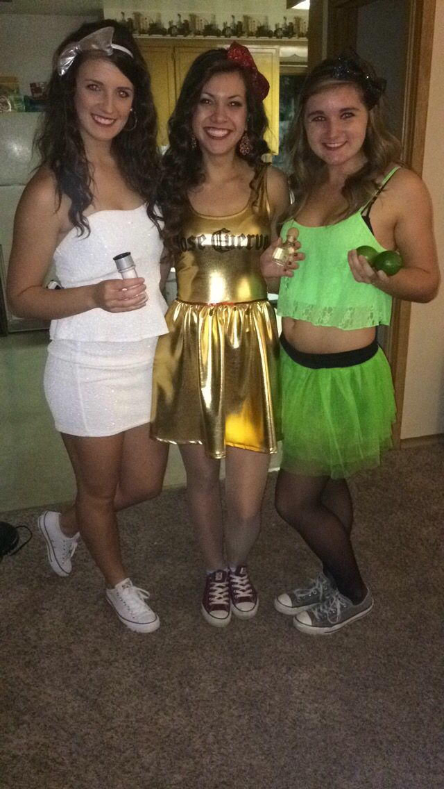 Best Salt Tequila Lime Costume Out There Happy