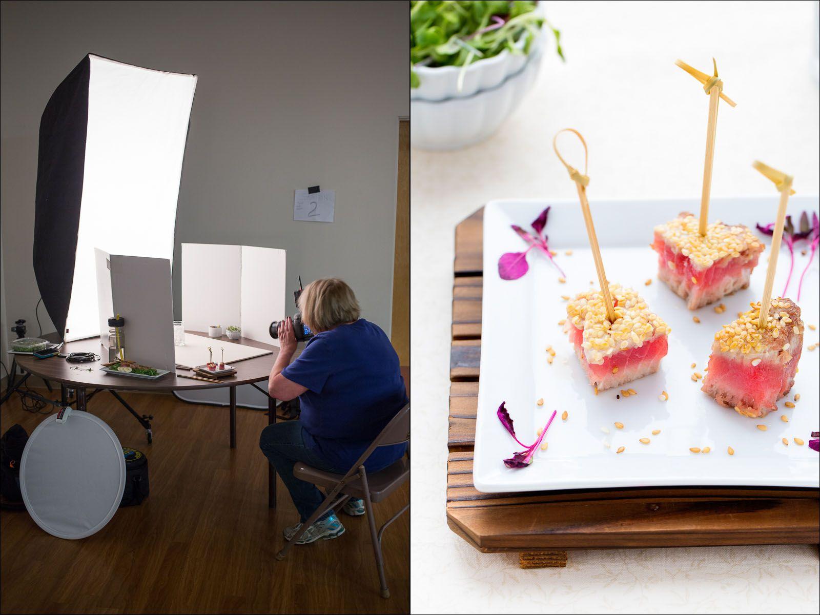 Great food setup! & Food Photography SmugMug Meetup | Pinterest | Food photography Food ...