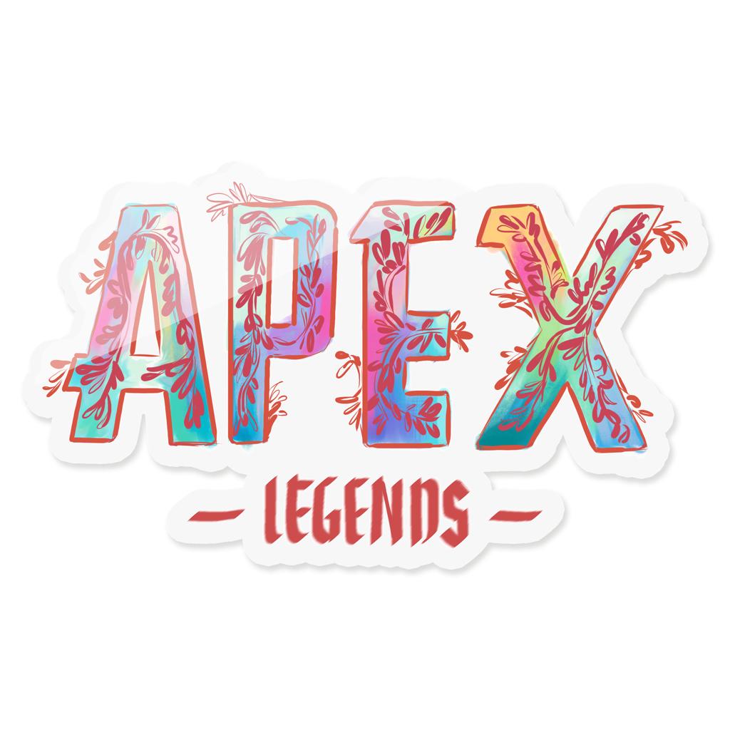 Waterproof Sticker Apex Legends Logo Fondos De Computadora Heroe Imagenes [ 1024 x 1024 Pixel ]