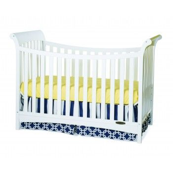 Coventry 3-in-1 Traditional Crib | Traditional cribs ...