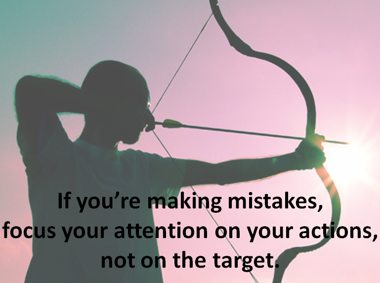 Lessons From Archery