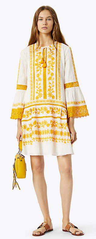44af8e45a9 Tory Burch Gabriella Dress