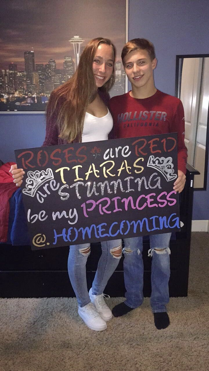 homecoming proposal  roses are red tiaras are stunning be my princess @ homecomi... - #bigHocoProposalsIdeas #HocoProposalsIdeasballoons #HocoProposalsIdeasband #HocoProposalsIdeasbaseball #HocoProposalsIdeasbasketball #HocoProposalsIdeasbear #HocoProposalsIdeasbestfriends #HocoProposalsIdeasbff #HocoProposalsIdeasboyfriends #HocoProposalsIdeascandy #HocoProposalsIdeascar #HocoProposalsIdeascheerleader #HocoProposalsIdeaschickfila #HocoProposalsIdeascountry #HocoProposalsIdeascreative #HocoProp #hocoproposals