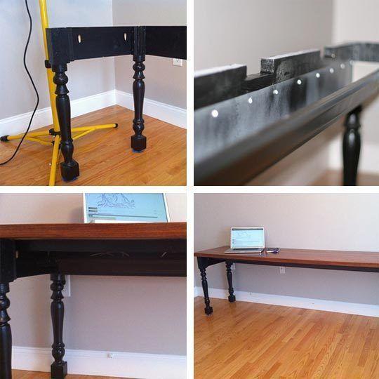Jonathan S Diy Rain Gutter Cable Management Desk Cable Management Desk Cable Management Diy Cable Management