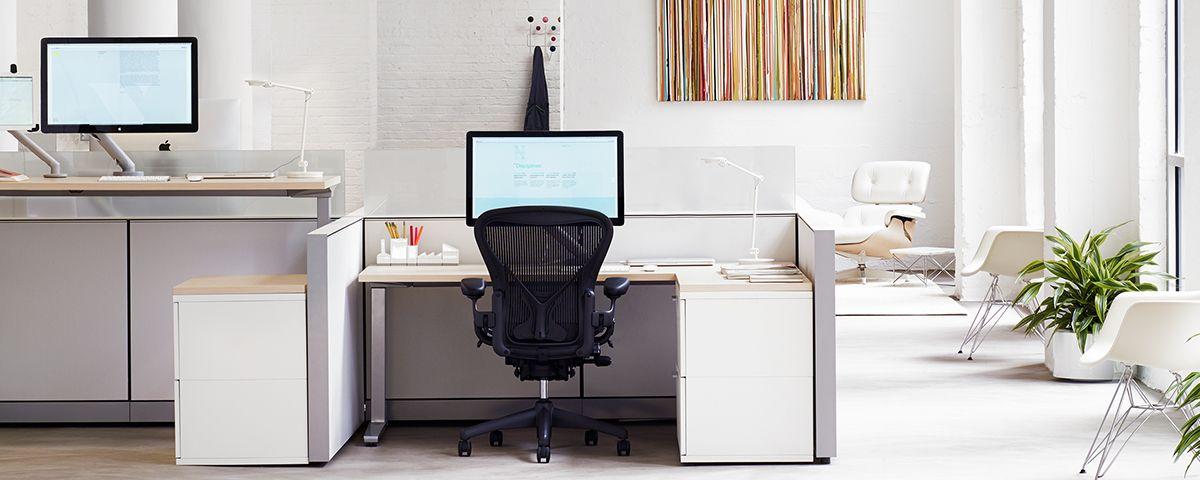 Renew Standing Desk Work Herman Miller