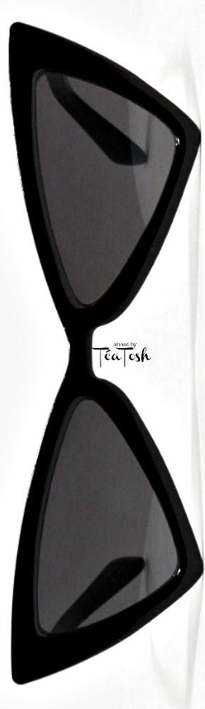 1f07dde9fb ❈Téa Tosh❈ Know Your Angles Cat-Eye Shades