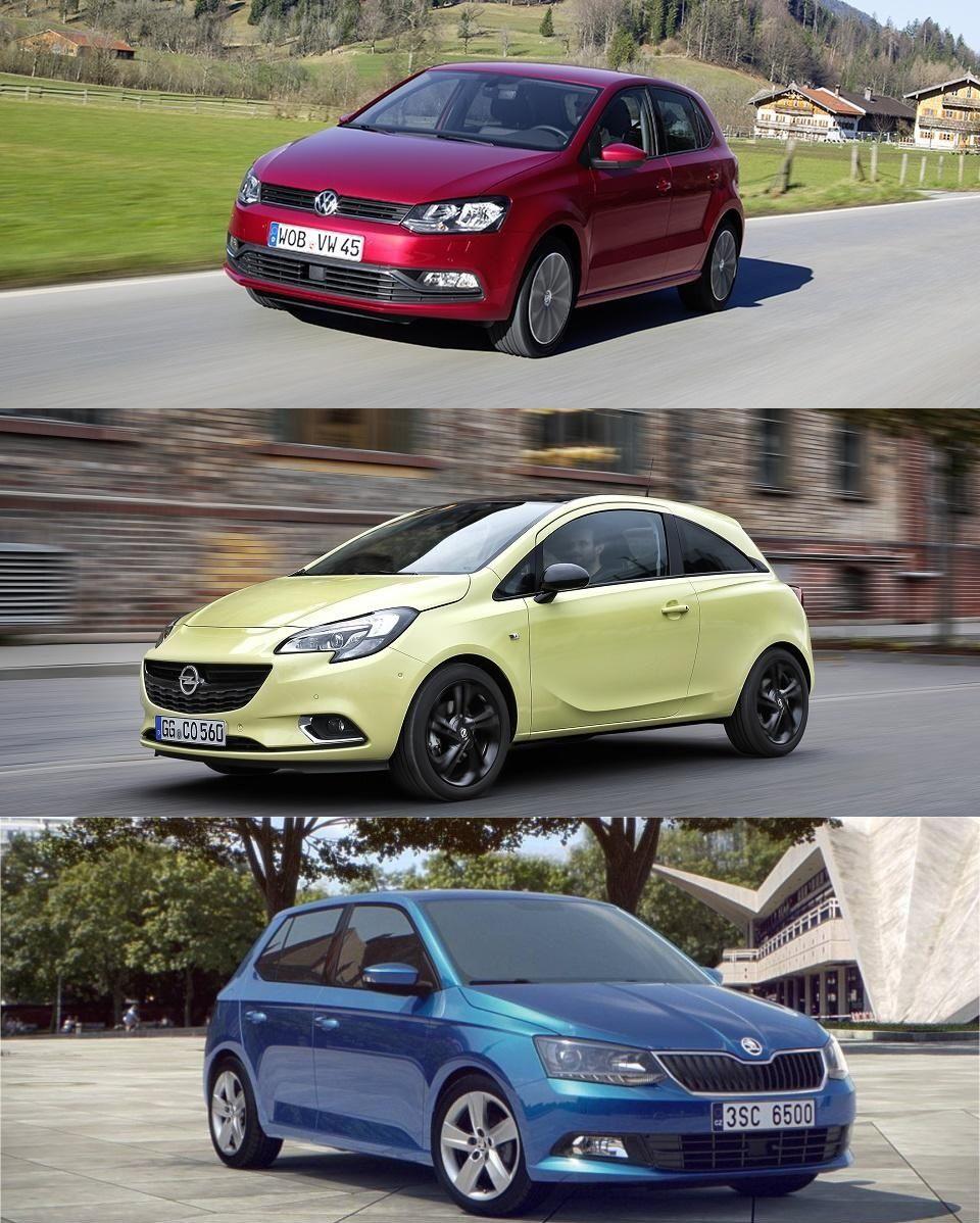 Die Beliebtesten Kleinwagen In Deutschland Stand April 2017 Platz 1 Vw Polo Platz 2 Opel Corsa Platz 3 Skoda Fab Kleinwagen Kleinstwagen Opel Corsa