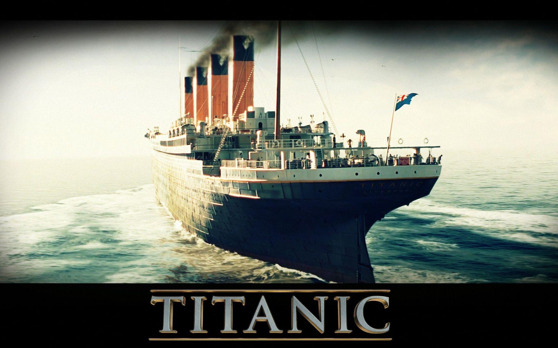 HD Wallpapers Widescreen 1080P 3D   Titanic 3D Wallpaper ...
