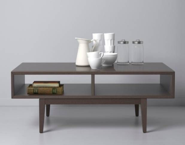 Ikea S Newest Furniture Comes Together In Five Minutes Without Any Tools Coffee Table Furniture Classic Furniture Living Room