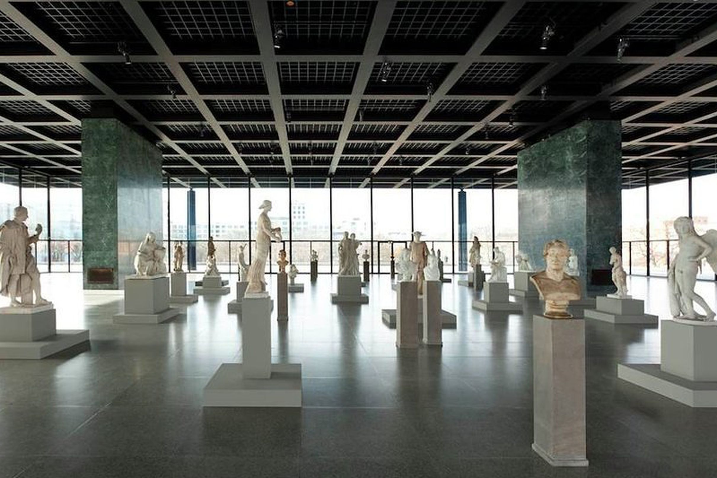 How Mies Van Der Rohe S Design For A Bacardi Hq In Cuba Became Berlin S Iconic Neue Nationalgalerie Mies Van Der Rohe Van Der Rohe Mies