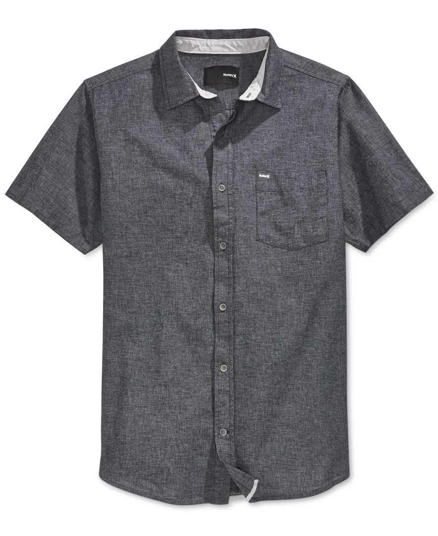 A Classic Button Down Look Updated With Modern Design This Stanton