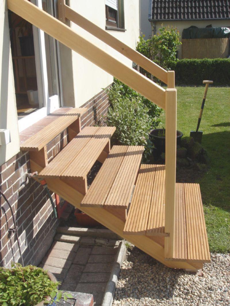 48 Oberteil Zum Terrasse Holz Bauen In 2019 Treppe Bauen