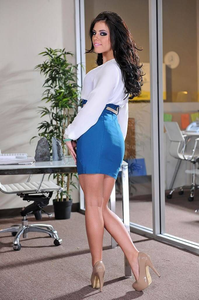 Adriana Denim ChechikLegsamp; Heels 2019 SkirtBikinis In ZiPkXu