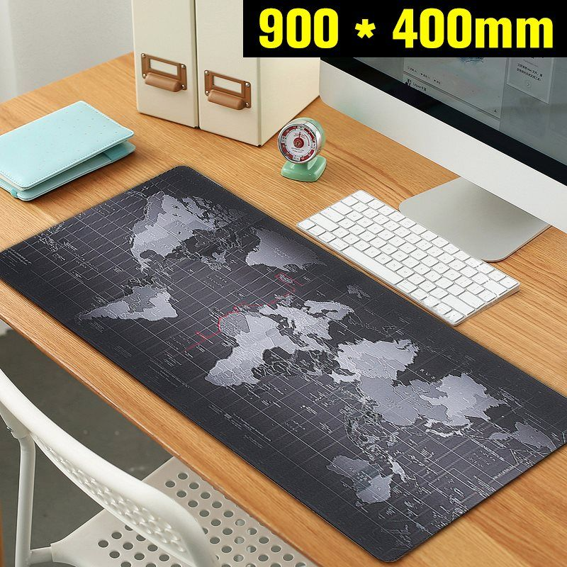 Compare prices 900x400mm world map speed keyboard mouse pad big mat compare prices 900x400mm world map speed keyboard mouse pad big mat large size rubber mat computer gumiabroncs Images
